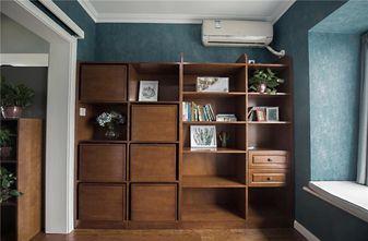 90平米北欧风格书房装修案例