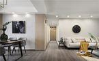 110平米三室两厅其他风格走廊图片