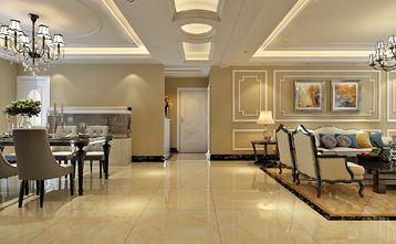 120平米三室三厅欧式风格走廊欣赏图