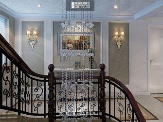 20万以上140平米别墅欧式风格楼梯设计图