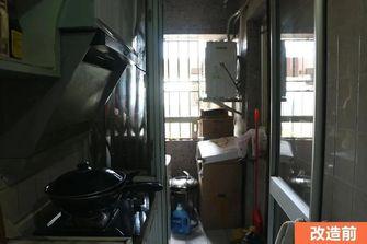 70平米三室两厅中式风格厨房装修效果图