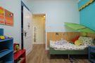 110平米田园风格卧室图片