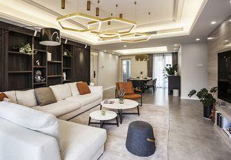110平米三室一厅宜家风格客厅效果图