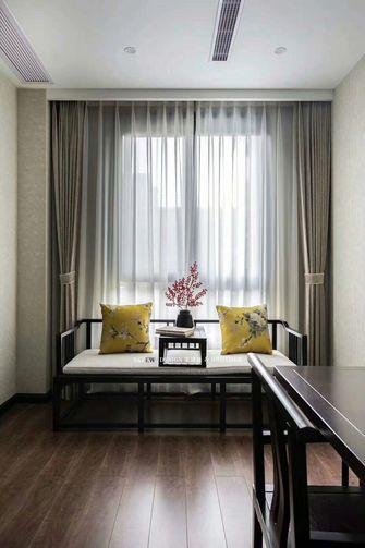140平米别墅中式风格阳光房效果图