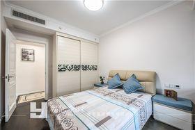140平米三室两厅欧式风格儿童房效果图