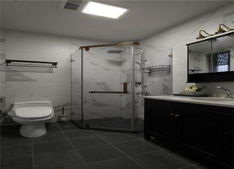140平米三室一厅中式风格卫生间装修图片大全
