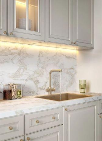 70平米新古典风格厨房图