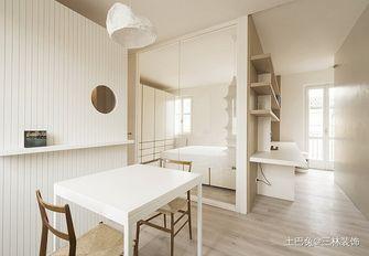 70平米公寓北欧风格客厅欣赏图