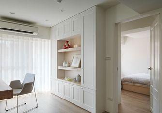 30平米超小户型日式风格书房装修效果图