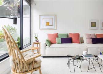 60平米公寓北欧风格客厅图片大全