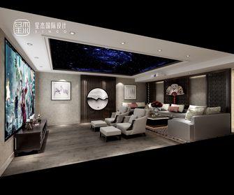 140平米别墅中式风格影音室图片