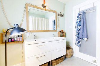富裕型80平米三室一厅宜家风格梳妆台效果图