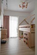 80平米日式风格儿童房装修图片大全