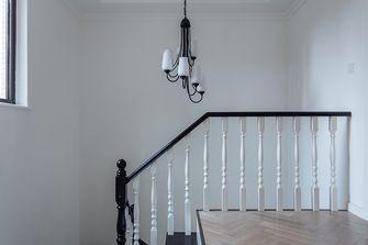 140平米北欧风格楼梯间装修案例