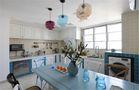 120平米四地中海风格厨房图片大全