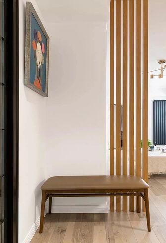 110平米三室一厅北欧风格玄关装修图片大全