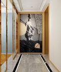 20万以上140平米别墅现代简约风格走廊效果图