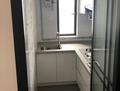 140平米三室两厅日式风格厨房装修案例