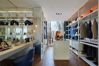 15-20万140平米三室两厅现代简约风格衣帽间图片大全