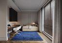 120平米四室两厅欧式风格儿童房欣赏图