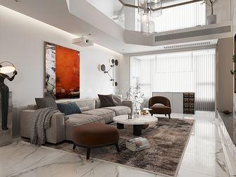 15-20万140平米三现代简约风格客厅装修图片大全