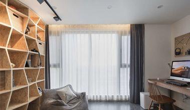 110平米三欧式风格书房设计图