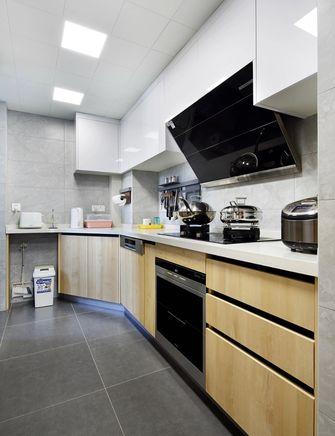 90平米东南亚风格厨房装修案例
