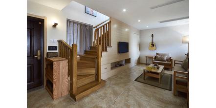5-10万140平米复式日式风格楼梯效果图