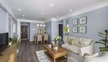30平米以下超小户型美式风格客厅设计图