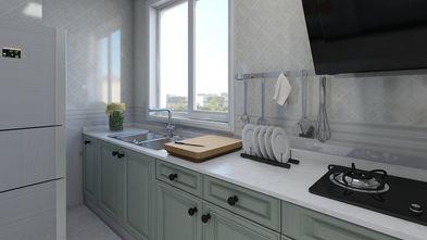 50平米公寓欧式风格厨房图