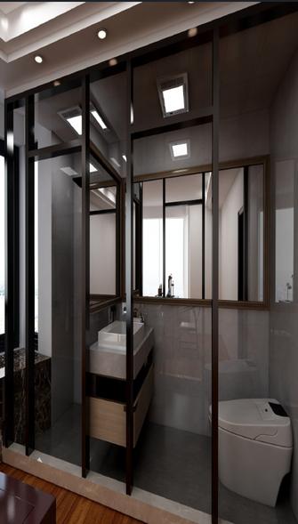 140平米四室四厅中式风格卫生间图片
