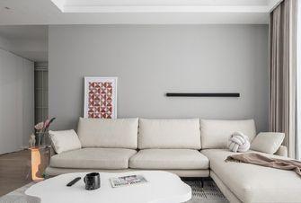 60平米三现代简约风格客厅装修效果图