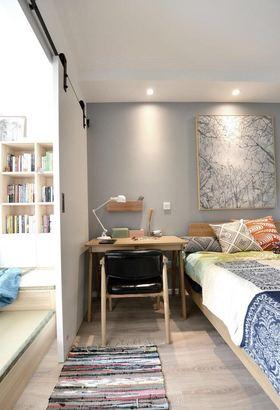 70平米日式风格卧室图片大全