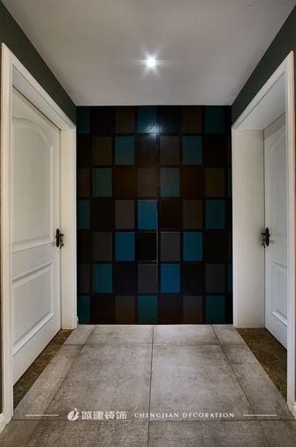 110平米三室两厅美式风格走廊图片