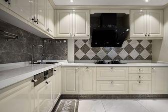 140平米四室两厅法式风格厨房图片大全