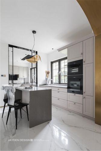 140平米别墅混搭风格厨房欣赏图