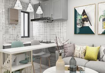 30平米小户型北欧风格厨房效果图