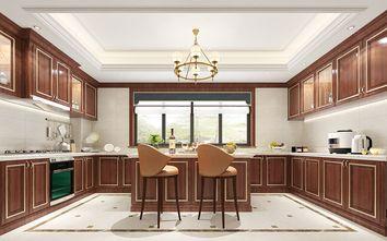 140平米别墅新古典风格厨房欣赏图