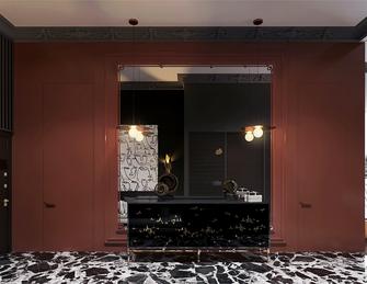 20万以上110平米三室三厅法式风格走廊设计图