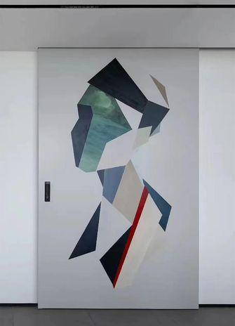 100平米三现代简约风格储藏室设计图
