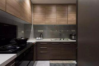 60平米一居室混搭风格厨房效果图