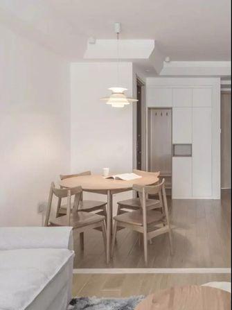 90平米日式风格餐厅设计图