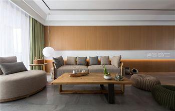 140平米四日式风格客厅图片大全