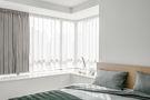 110平米三室两厅宜家风格卧室欣赏图