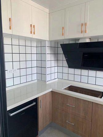 100平米三混搭风格厨房装修图片大全