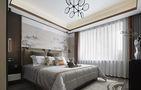 120平米三室两厅新古典风格卧室图