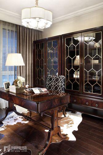 豪华型140平米四法式风格书房欣赏图