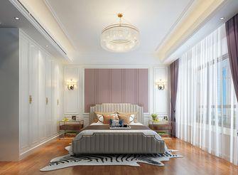 120平米三室两厅英伦风格儿童房设计图