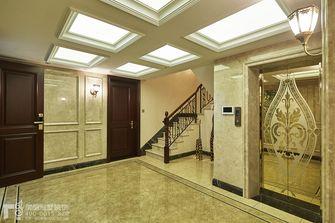 140平米别墅新古典风格楼梯间效果图