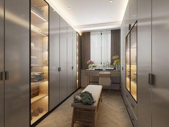 140平米四室三厅北欧风格衣帽间效果图